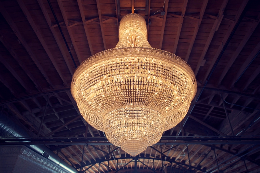 Event Feature Lighting