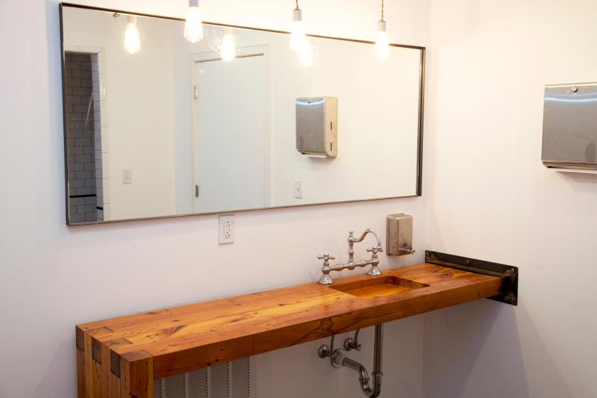 Washroom Wood