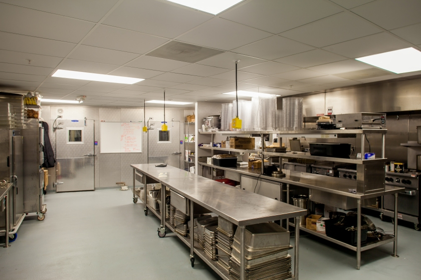 TWCF Full Service Kitchen