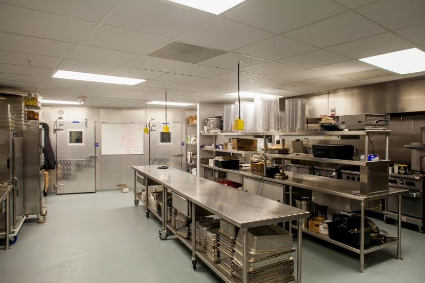 TWCF Full Service Kitchen