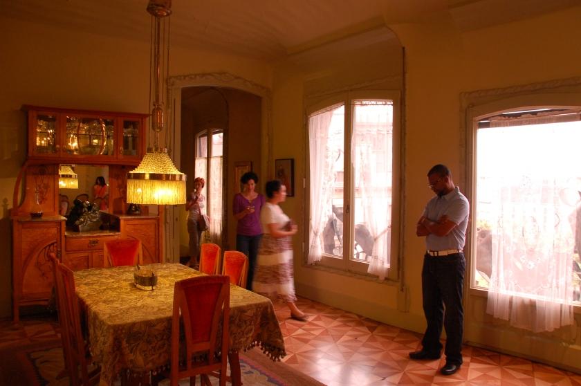 Casa Milla Interior