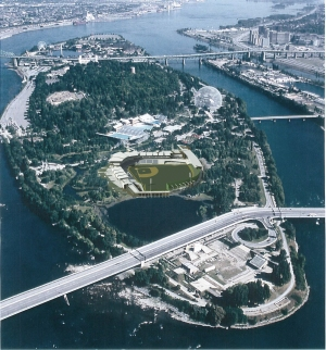 Expo 67 Aerial